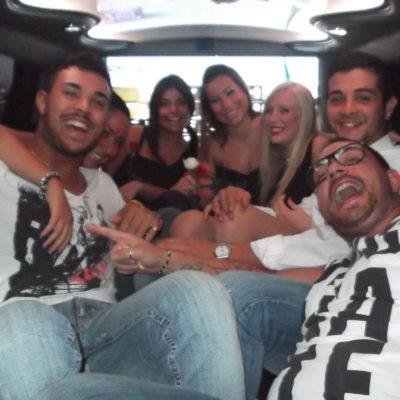 compleanno_limousine_roma